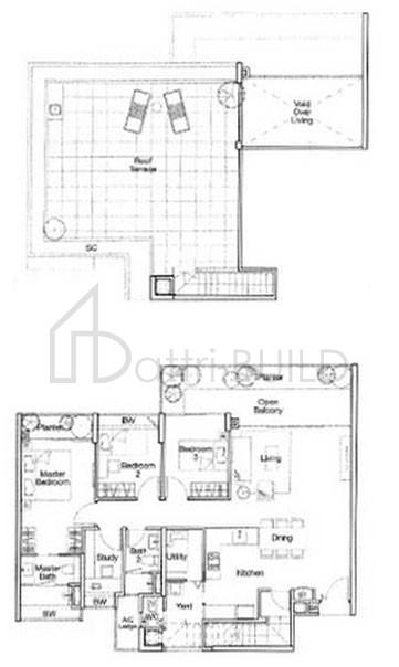 Optima Tanah Merah 3 Bedroom Type Cs3 R